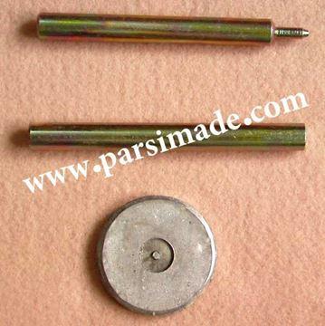 تصویر دستگاه دکمه زن دستی سه پارچه