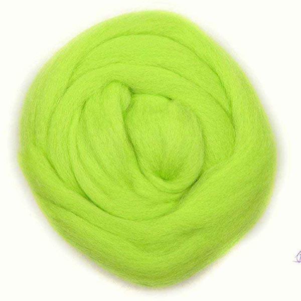 الیاف طبیعی کچه دوزی سبز فسفری