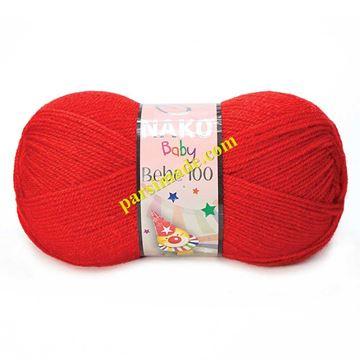 NAKO Baby Bebe 100 - color code 207