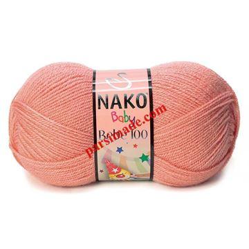 NAKO Baby Bebe 100 - color code 2525