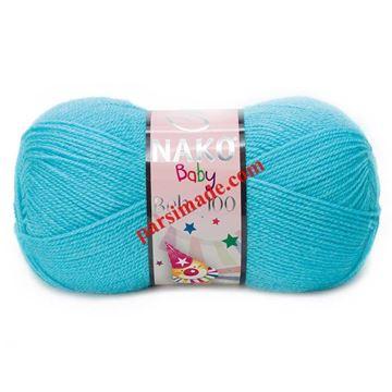 NAKO Baby Bebe 100 - color code 3323