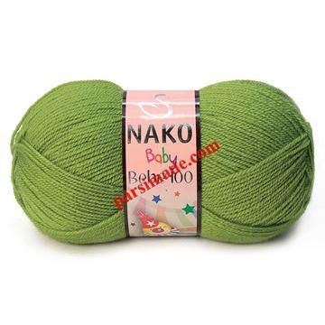 NAKO Baby Bebe 100 - color code 3330