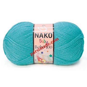 NAKO Baby Bebe 100 - color code 3377