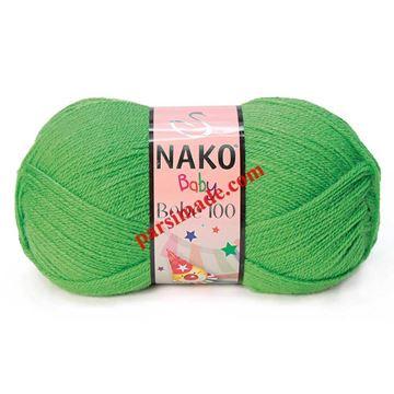 NAKO Baby Bebe 100 - color code 3421