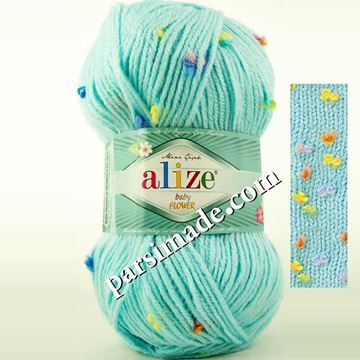 ALiZE Baby Flower  رنگ 5384