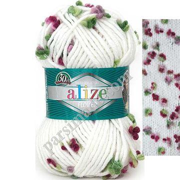 AliZE Maxi Flower رنگ 5170