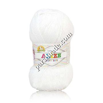 کاموای نوزادی رنگ سفید هپی بیبی