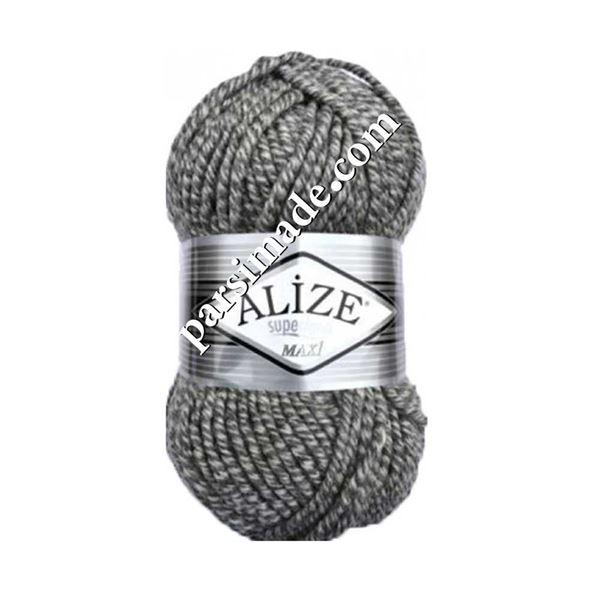 ALiZE Superlana Maxi -  رنگ فلفل نمکی