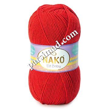 کاموا نوزادی ضد پرز الیت بی بی قرمز