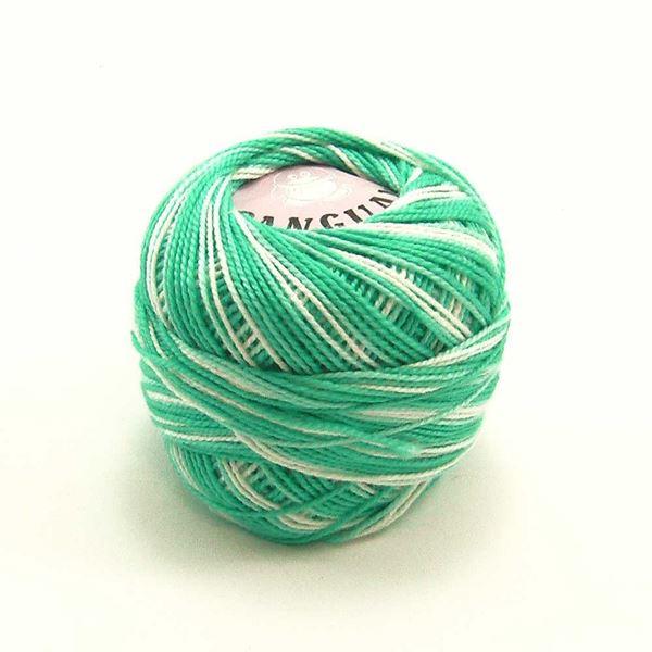 نخ عمامه اسپرت رنگ سبز آبی