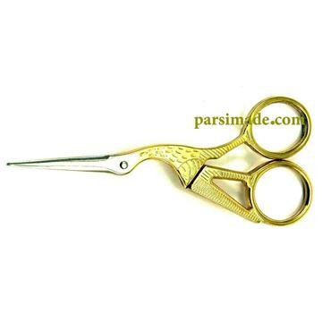 قیچی شماره دوزی پلیکان طلایی