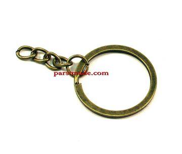 حلقه کلید برنزی
