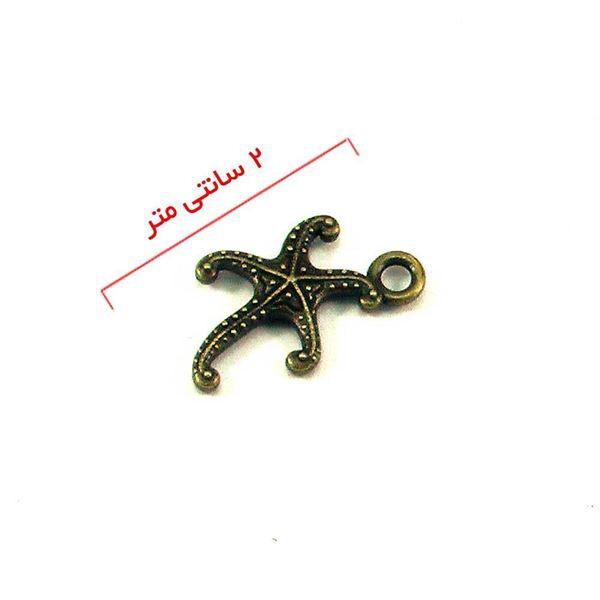 خرج کار برنزی ستاره دریایی