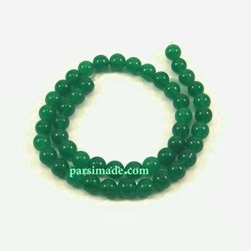 سنگ عقیق سبز سایز 8
