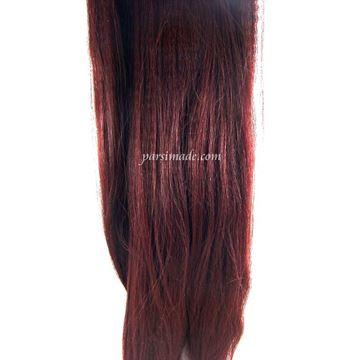 موی مصنوعی پوش شماره 55