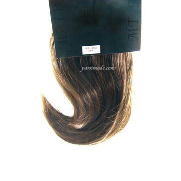 موی مصنوعی صاف کد رنگ 9