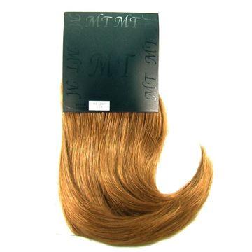 موی مصنوعی صاف پایین حالت دار کد 27