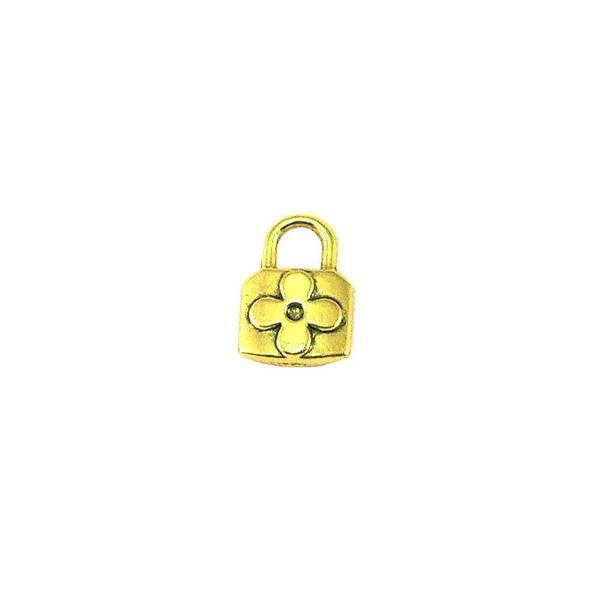 خرج کار طلایی قفل