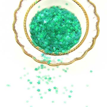 ستاره اکلیلی رنگ سبز