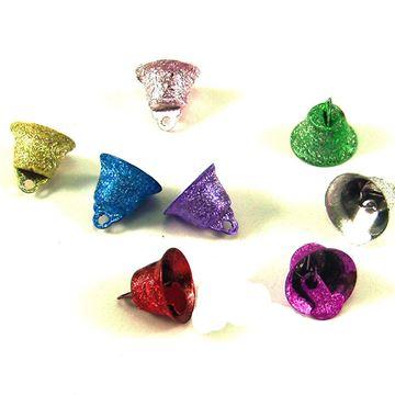 زنگوله تزئینی رنگارنگ